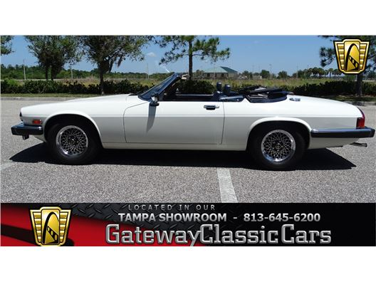1989 Jaguar XJS for sale in Ruskin, Florida 33570