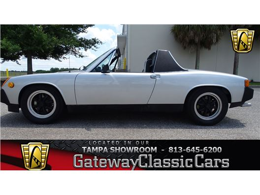 1976 Porsche 914 for sale in Ruskin, Florida 33570
