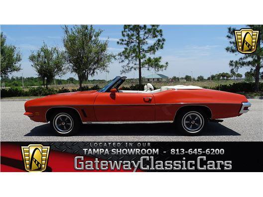 1972 Pontiac LeMans for sale in Ruskin, Florida 33570