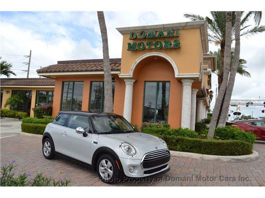 2015 Mini Cooper Hardtop 2 Door for sale in Deerfield Beach, Florida 33441