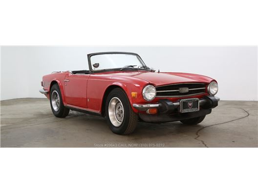1976 Triumph TR6 for sale in Los Angeles, California 90063