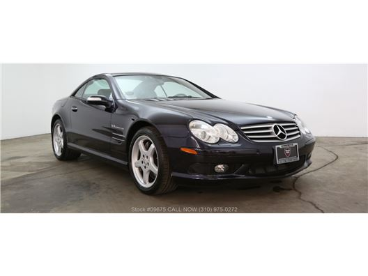 2005 Mercedes-Benz SL 55 for sale in Los Angeles, California 90063