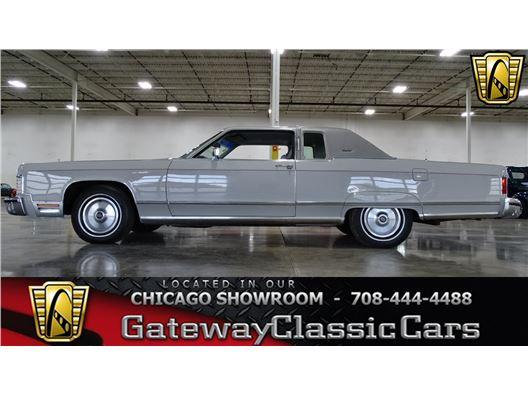 1977 Lincoln Continental for sale in Crete, Illinois 60417