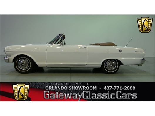 1963 Chevrolet Nova for sale in Lake Mary, Florida 32746