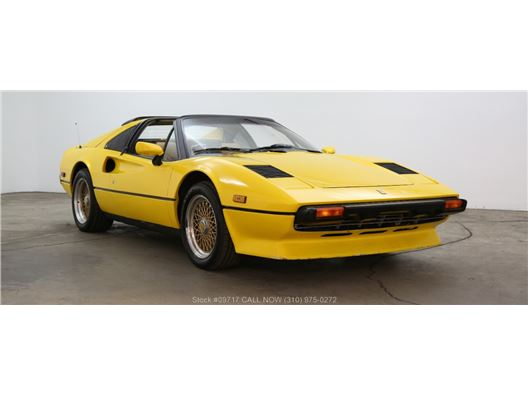 1980 Ferrari 308 GTS for sale in Los Angeles, California 90063