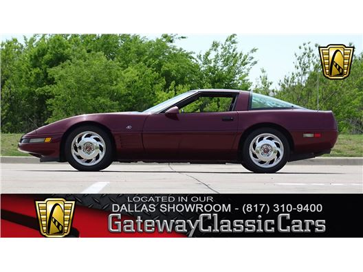 1993 Chevrolet Corvette for sale in DFW Airport, Texas 76051
