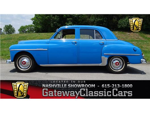 1950 Plymouth Special Deluxe for sale in La Vergne