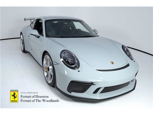 2018 Porsche 911 Gt3 for sale in Houston, Texas 77057