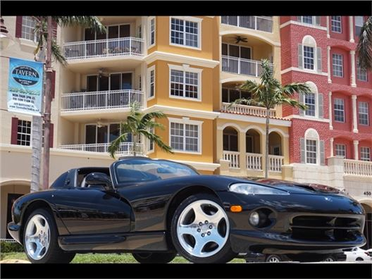 1999 Dodge Viper RT/10 for sale in Naples, Florida 34104