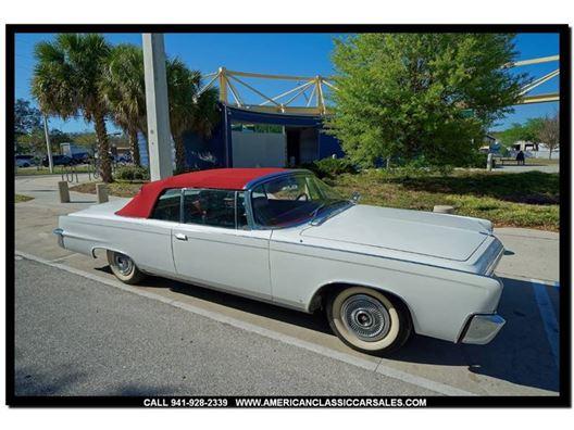1966 Chrysler Imperial for sale in Sarasota, Florida 34232