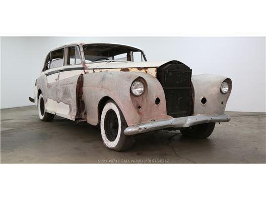 1958 Rolls-Royce Silver Wraith Pullman for sale in Los Angeles, California 90063