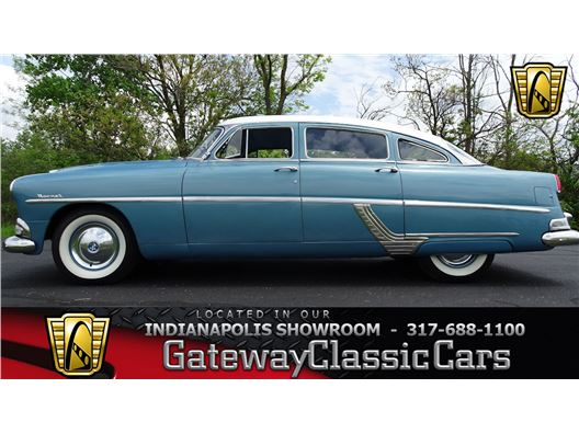 1954 Hudson Hornet for sale in Indianapolis, Indiana 46268