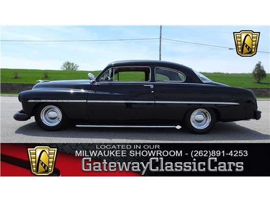 1951 Mercury Coupe for sale in Kenosha, Wisconsin 53144