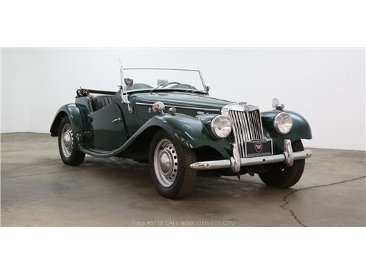 1955 MG TF for sale in Los Angeles, California 90063