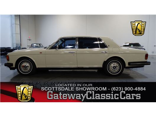 1990 Rolls-Royce Silver Spur for sale in Phoenix, Arizona 85027