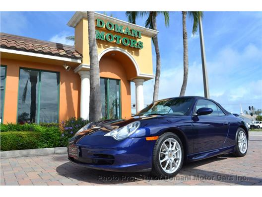 2002 Porsche 911 Carrera for sale in Deerfield Beach, Florida 33441