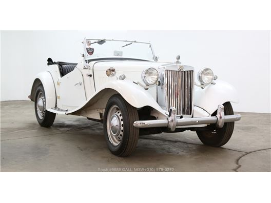 1950 MG TD for sale in Los Angeles, California 90063