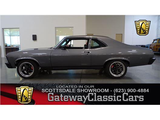 1972 Chevrolet Nova for sale in Deer Valley, Arizona 85027