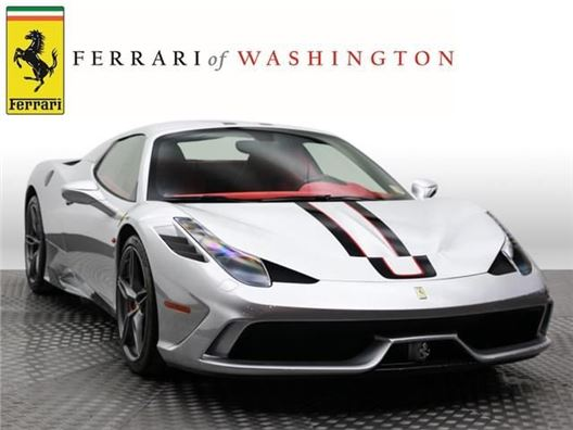 2015 Ferrari 458 Speciale A for sale in Sterling, Virginia 20166