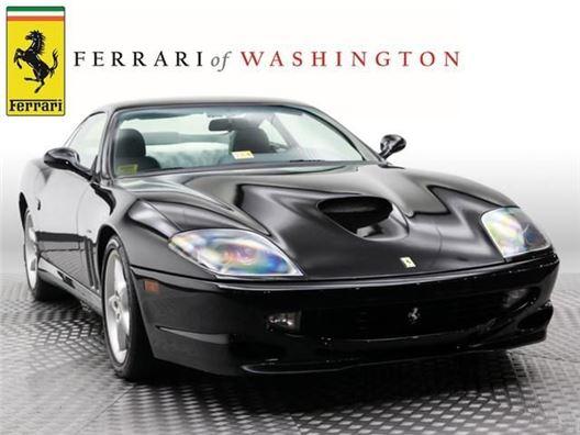 2001 Ferrari 550 for sale in Sterling, Virginia 20166