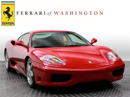2004 Ferrari 360 Modena for sale in Sterling, Virginia 20166