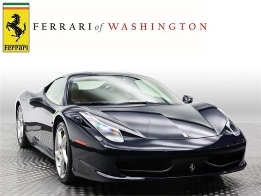 2014 Ferrari 458 Italia for sale in Sterling, Virginia 20166