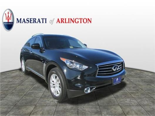 2014 Infiniti QX70 for sale in Sterling, Virginia 20166