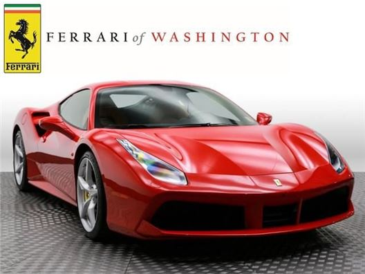 2017 Ferrari 488 GTB for sale in Sterling, Virginia 20166