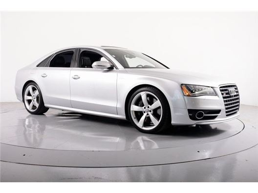 2013 Audi S8 for sale in Dallas, Texas 75209