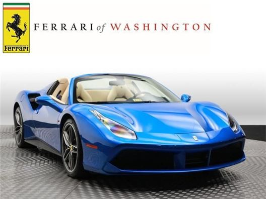 2017 Ferrari 488 Spider for sale in Sterling, Virginia 20166