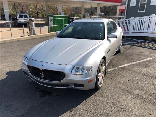 2007 Maserati Quattroporte for sale in Sterling, Virginia 20166