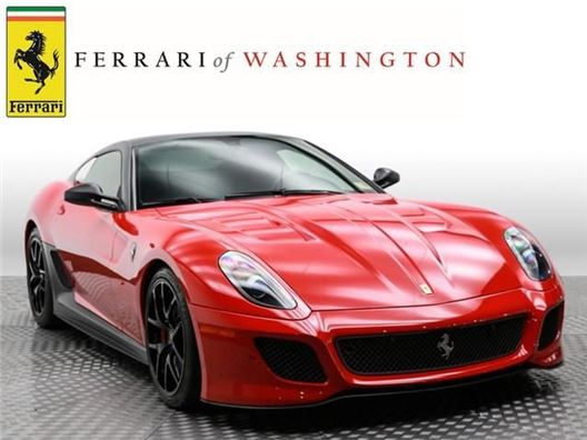 2011 Ferrari 599 GTO for sale in Sterling, Virginia 20166