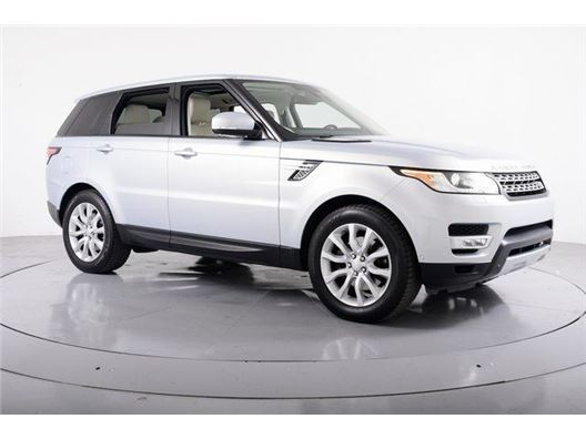 2015 Land Rover Range Rover Sport for sale in Dallas, Texas 75209