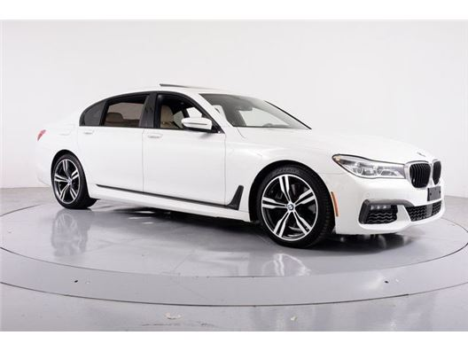 2017 BMW 7 Series for sale in Dallas, Texas 75209