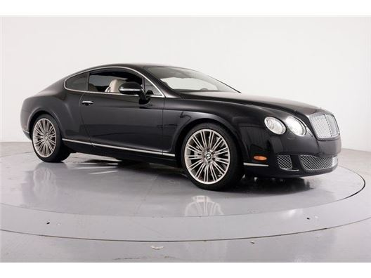 2010 Bentley Continental GT for sale in Dallas, Texas 75209