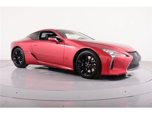 2018 Lexus LC for sale in Dallas, Texas 75209