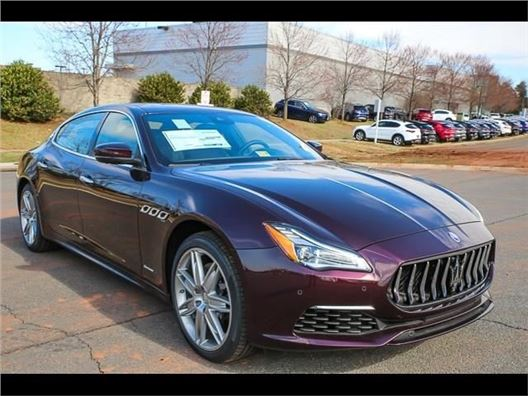2018 Maserati Quattroporte for sale in Sterling, Virginia 20166
