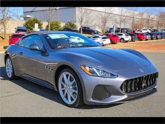 2018 Maserati GranTurismo for sale in Sterling, Virginia 20166