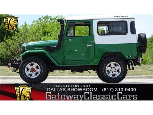 1984 Toyota Land Cruiser for sale in DFW Airport, Texas 76051