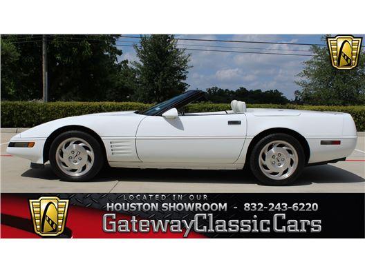 1993 Chevrolet Corvette for sale in Houston, Texas 77090