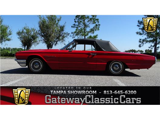 1964 Ford Thunderbird for sale in Ruskin, Florida 33570