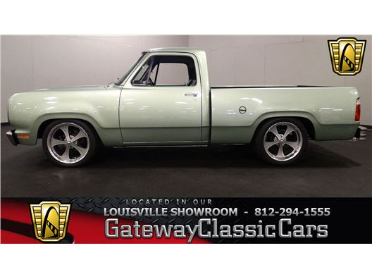 1978 Dodge D100 for sale in Memphis, Indiana 47143