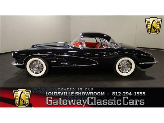 1959 Chevrolet Corvette for sale in Memphis, Indiana 47143