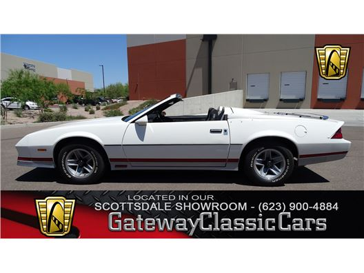1983 Chevrolet Camaro for sale in Deer Valley, Arizona 85027