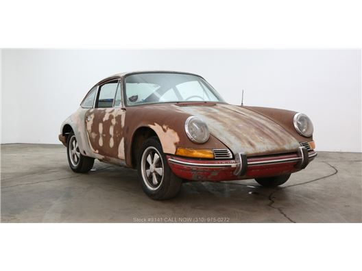 1967 Porsche 911S for sale in Los Angeles, California 90063
