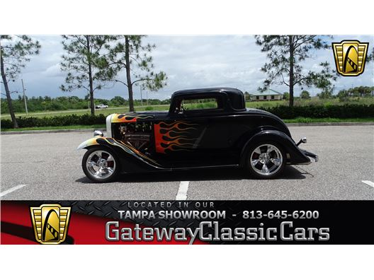 1932 Ford 3 Window Coupe for sale in Ruskin, Florida 33570