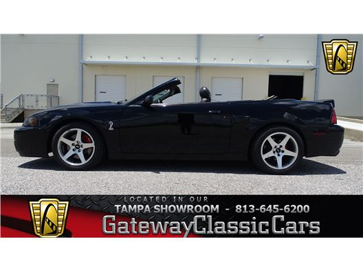 2003 Ford Mustang for sale in Ruskin, Florida 33570