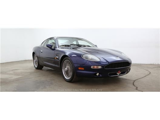 1997 Aston Martin DB7 for sale in Los Angeles, California 90063