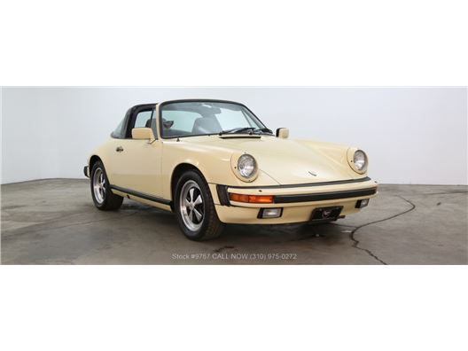 1982 Porsche 911SC for sale in Los Angeles, California 90063