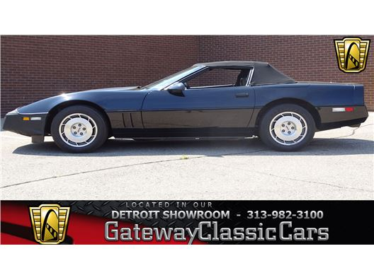 1986 Chevrolet Corvette for sale in Dearborn, Michigan 48120